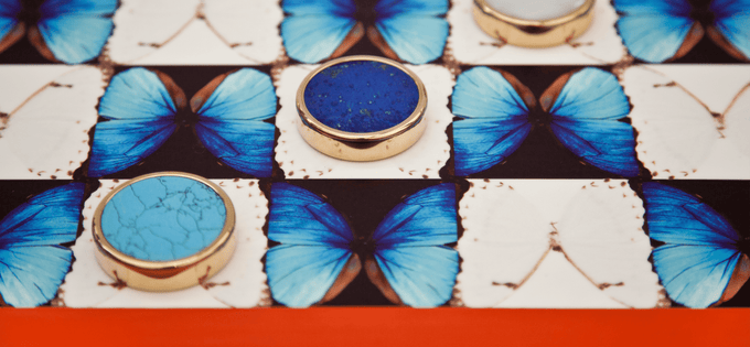 BUTTERFLY DRAUGHTS