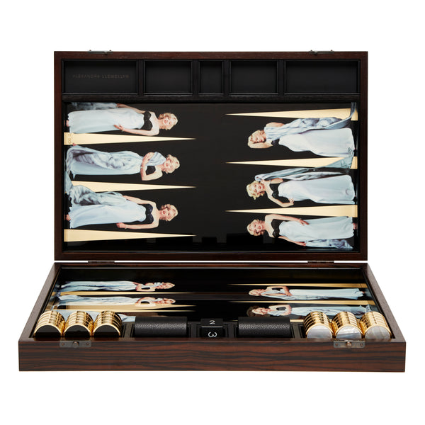 Backgammon Set - Marilyn Monroe