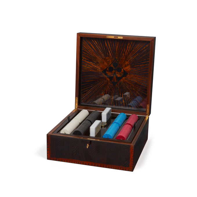 Pheasant Poker Set