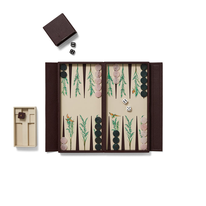 Palm Travel Backgammon Set