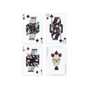 Signature Playing Cards | Turquoise