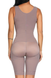 LUX FULL BODY SLIMMING SHAPER - ABOVE KNEE