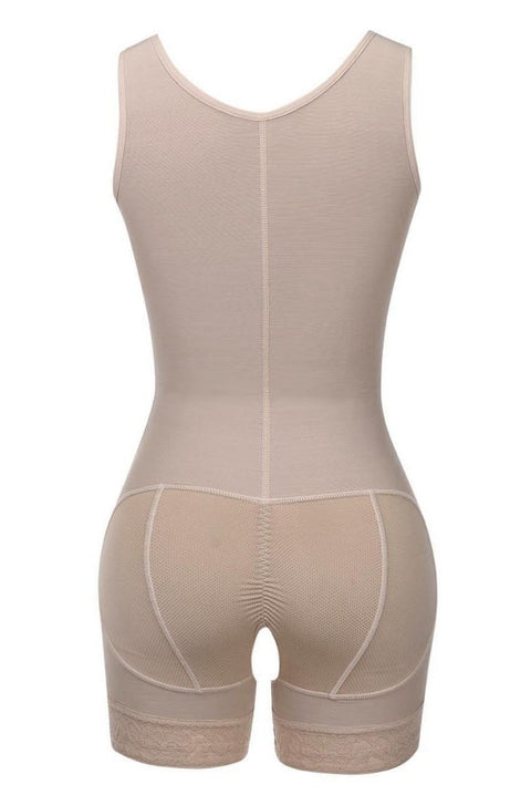LUX FULL BODY SLIMMING SHAPER - MID THIGH