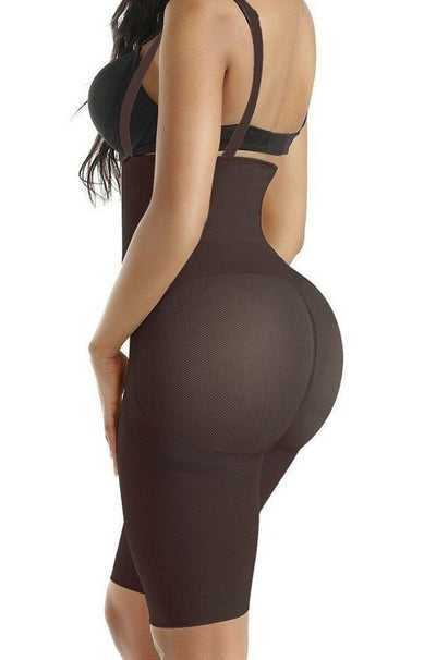 Luxury MagicMesh Sculpting Body Shaper - Above Knee - KillerWaist