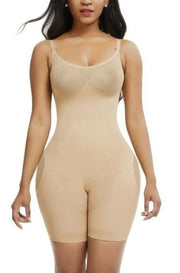 Luxury MagicMesh Sculpting Bodysuit - Mid Thigh - KillerWaist