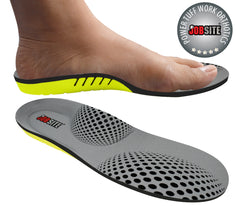 jobsite powertuff orthotic insoles