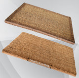 Ninamar Door Mat All Natural Coir – 29.5 x 17.5 inch - Foot Matters