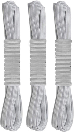 FootMatters No Tie Flat Stretch Shoe Laces - Foot Matters