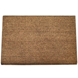 Ninamar Door Mat All Natural Coir - 75 x 45 cm - Foot Matters