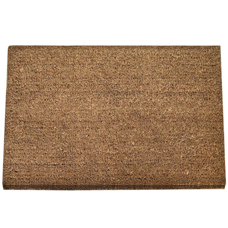 Ninamar Door Mat Christmas Sweater Natural Coir - 29.5 x 17.5 inch