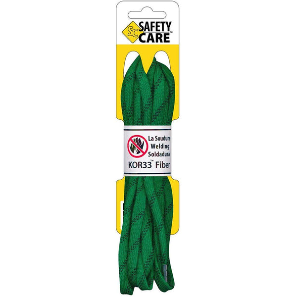 Safety Care Fire Retardant Boot & Shoe Laces - Foot Matters
