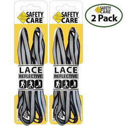 SafetyCare High Visibility Reflective Laces - Foot Matters