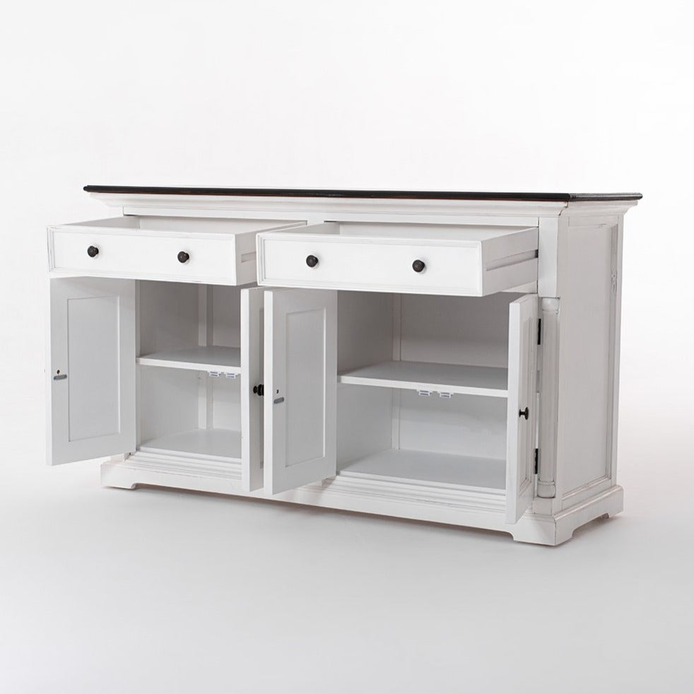 Provence Accent Buffet with 4 Doors