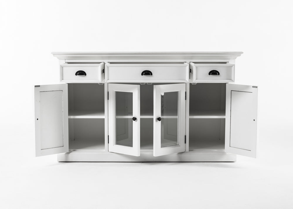 Buffet with 4 Doors 3 Drawers