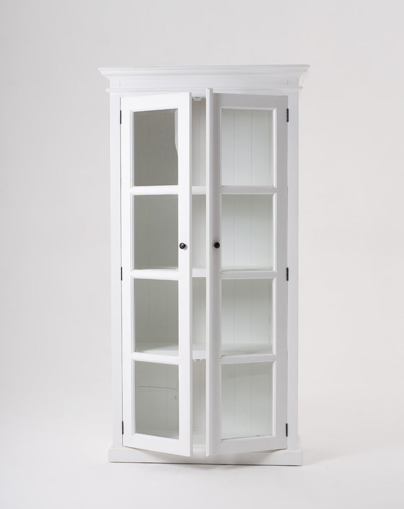Halifax 2 Door Glass Cabinet