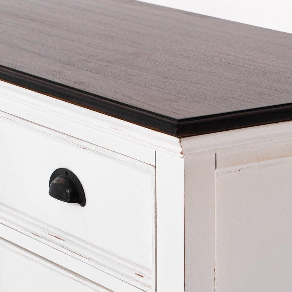 Halifax Accent TV Stand with 4 Drawers