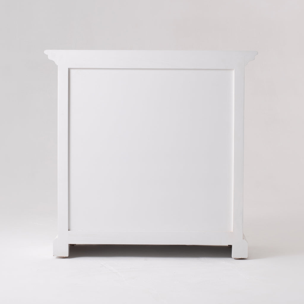 Halifax Grand Bedside Table with Shelves