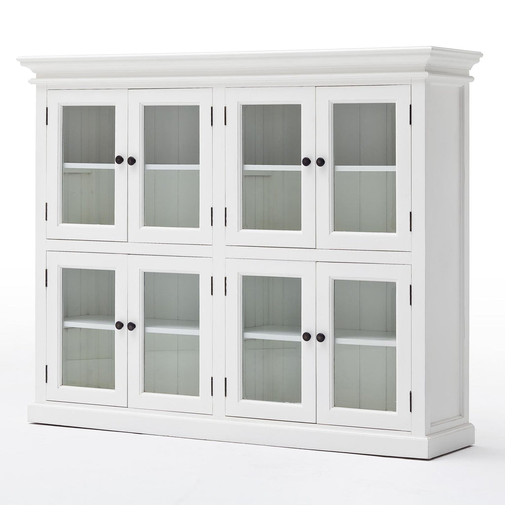 Halifax 2 Level Pantry with 8 Doors-Pantry-Hygge Home US