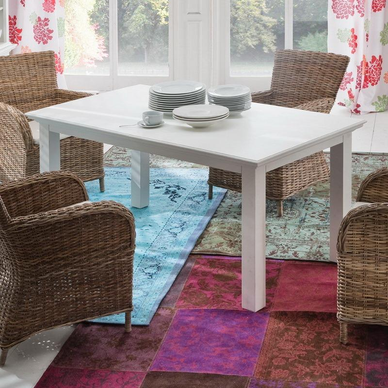 Halifax Dining Extension Table-Dining Table-Hygge Home US
