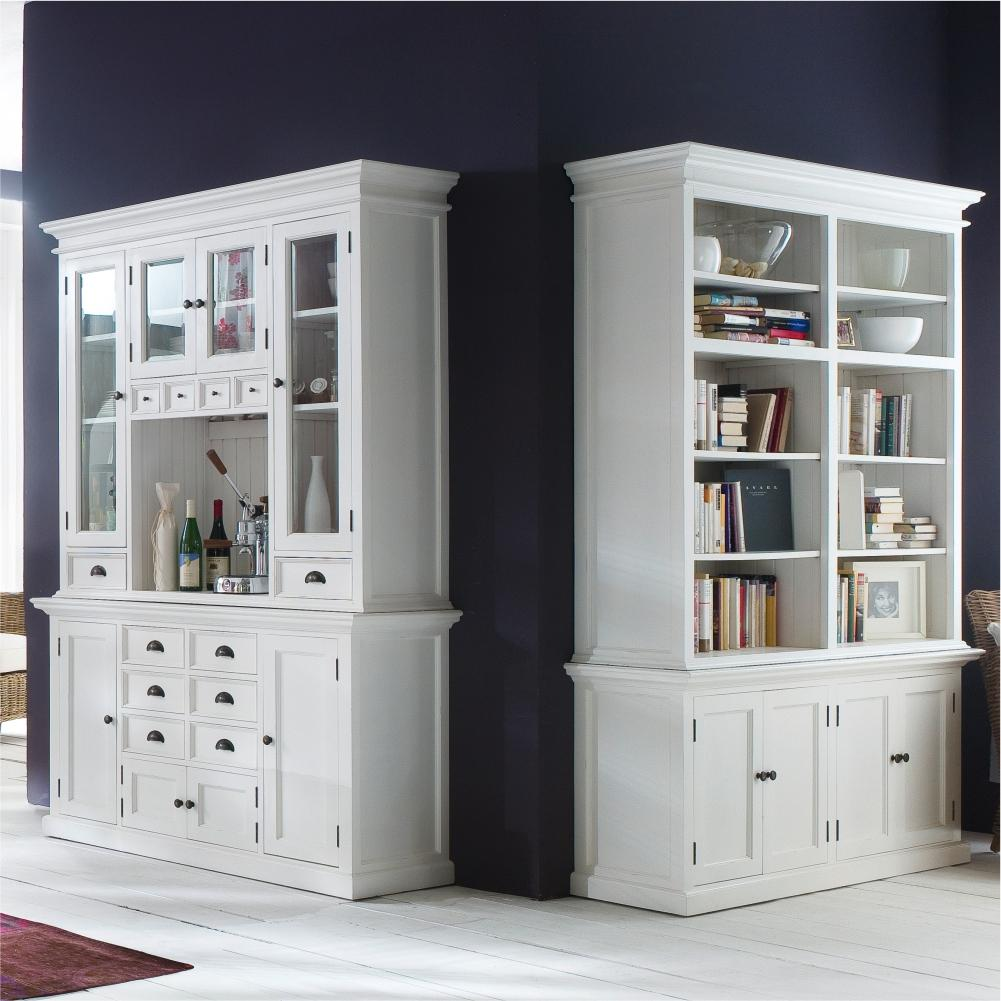 Halifax Kitchen Hutch Cabinet-Hutch Cabinet-Hygge Home US