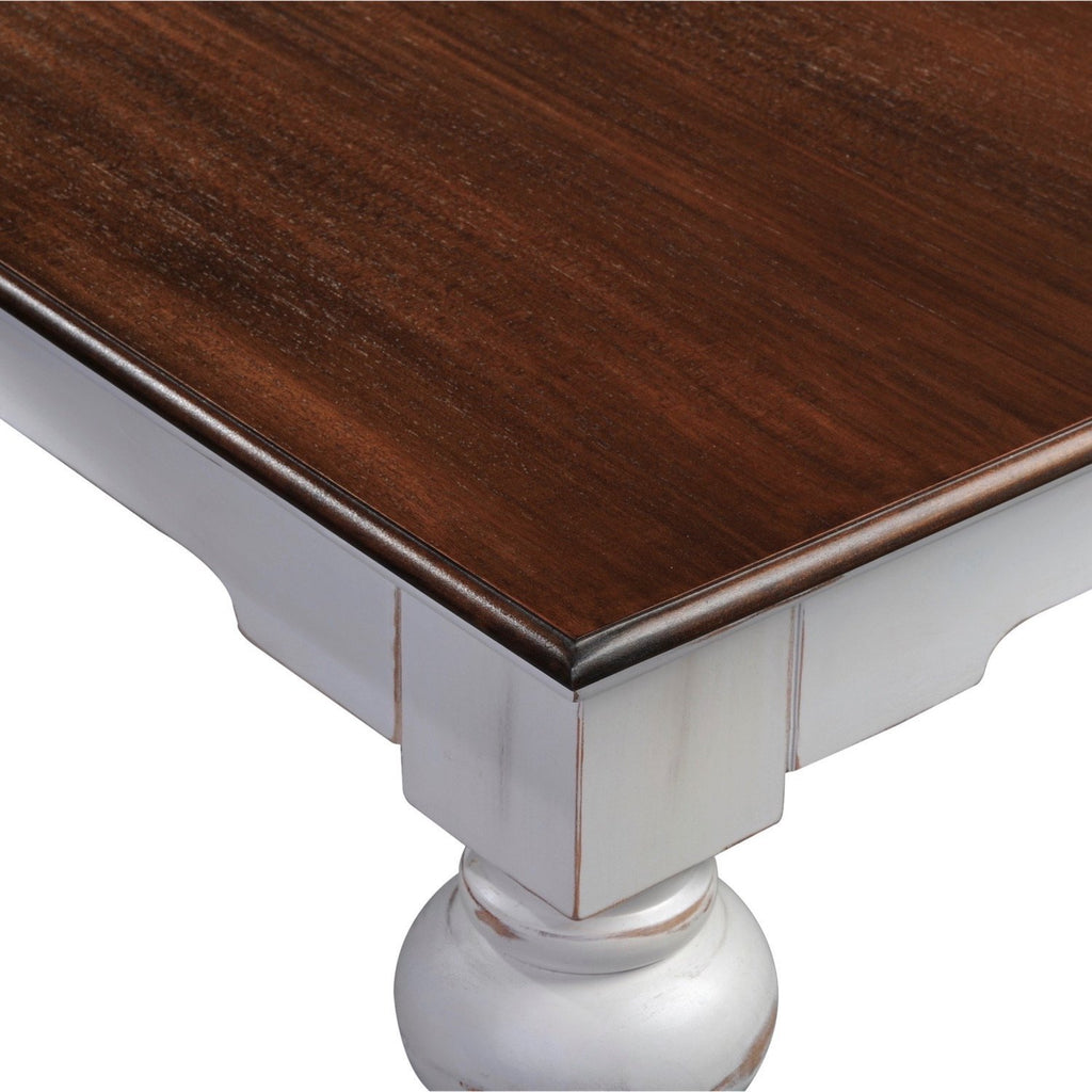Provence Accent Dining Table-Dining Table-Hygge Home US