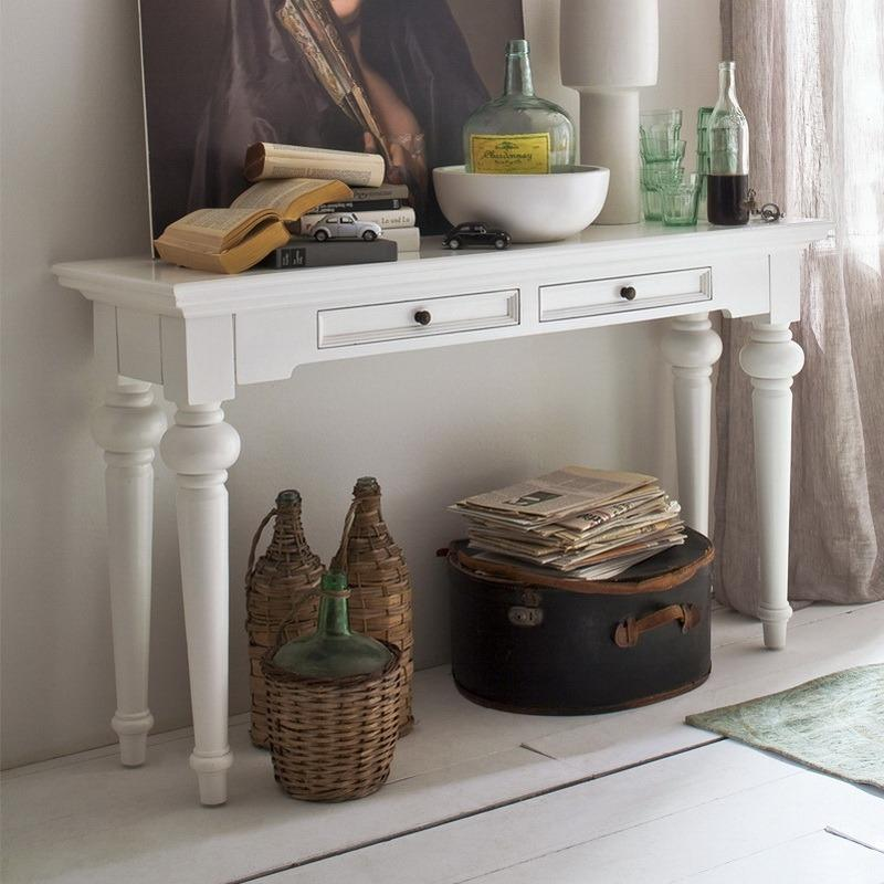 Provence Console Table-Console Table-Hygge Home US