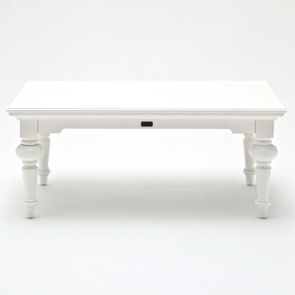 Provence Rectangular Coffee Table-Coffee Table-Hygge Home US