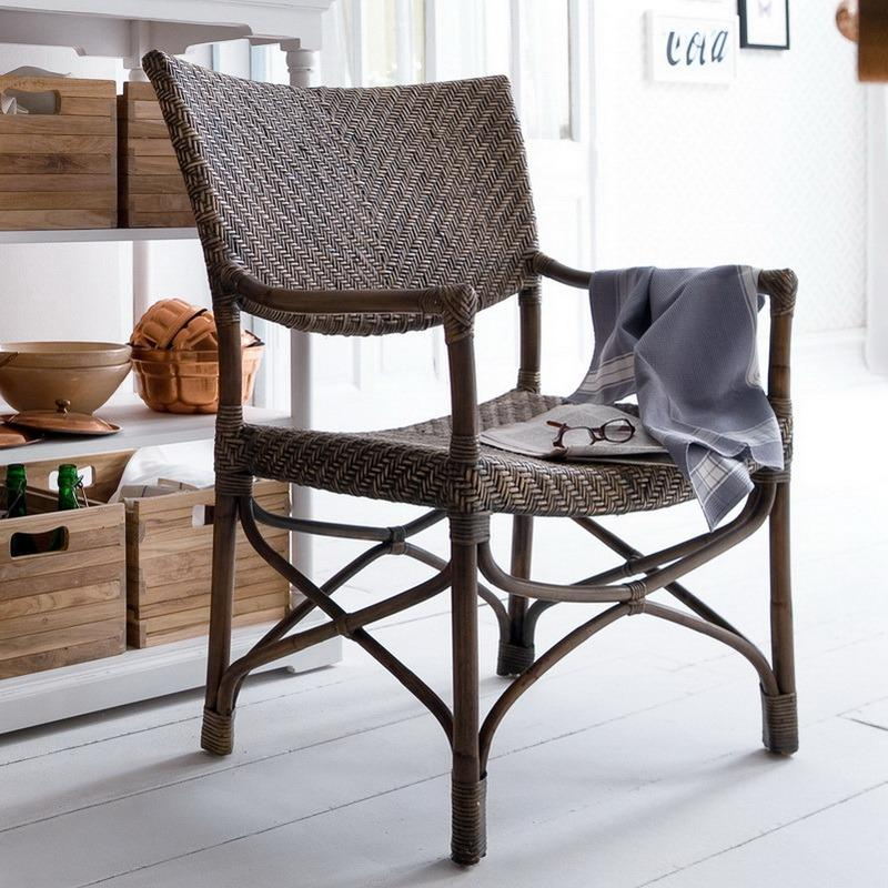 Wickerworks Squire Chair (Set of 2)-Chair-Hygge Home US