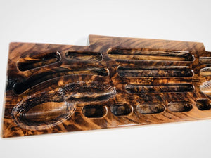 Premium Black Walnut - Curly & Figured