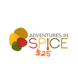 Adventures In Spice Gift Card