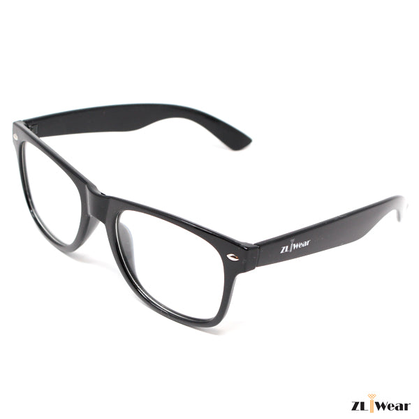ZLiWear  Ultimate Diffraction Glasses - Black