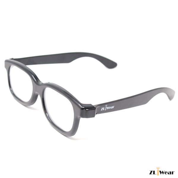 ZLiWear Ultimate Diffraction Glasses - Flat Frame