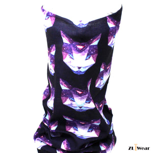 ZL iWear Cosmic Alien Kitty