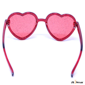 ZLiWear Sparkle Love Therapy Sunglasses
