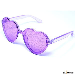 ZLiWear Sparkle Love Therapy Sunglasses - ZLiWear