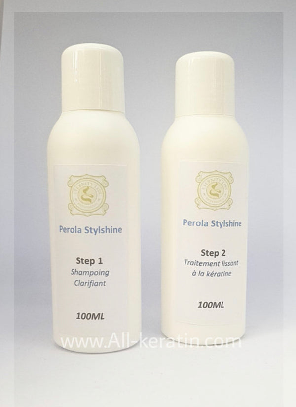 Kit 100 ml Perola Styleshine - Eternity Liss