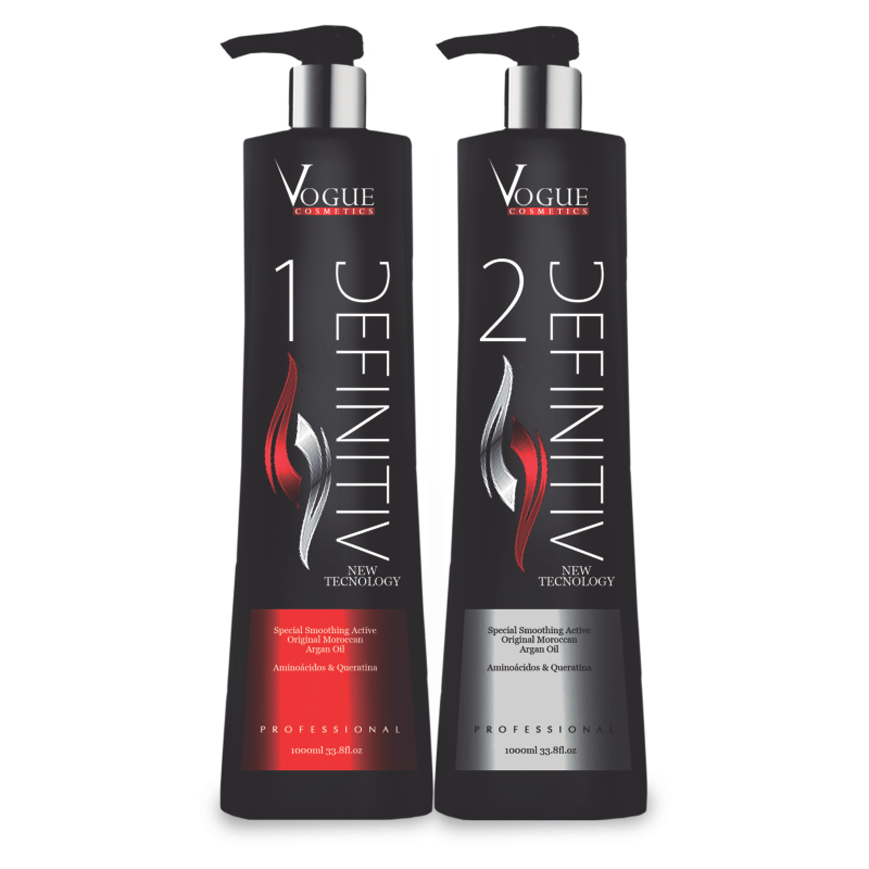 Kit 500 ml Definitiv - Vogue