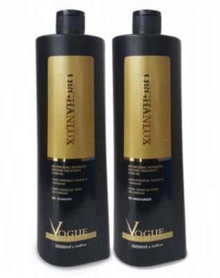 Kit 250 ml Orghanlux - Vogue Cosmetics