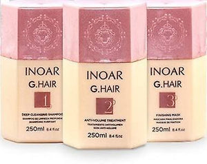 Kit Inoar g-hair 250 ml - nouveau packaging