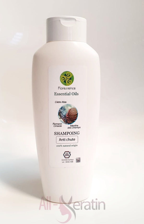 250 ml Shampoing anti-chute BIO 100% Naturel Floressence