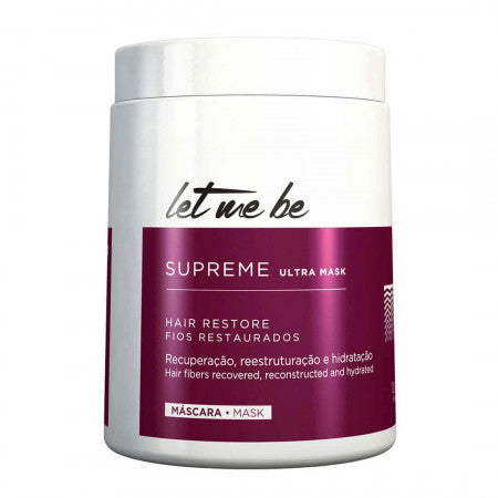 1kg Soin botox let me be Supreme ultra mask - pro salon
