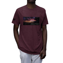 Load image into Gallery viewer, Men's Tri-Blend T-Shirt (designed in Maui)