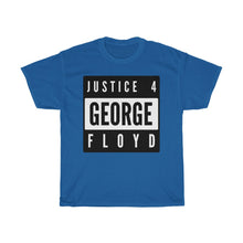 Load image into Gallery viewer, JUSTICE FOR GEORGE FLOYD T's