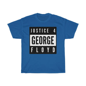 JUSTICE FOR GEORGE FLOYD T's
