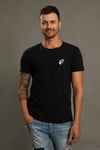 CAMISETA MASCULINA BOSSA BRASIL ESTAMPADA - RED ROSE
