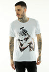CAMISETA MASCULINA BOSSA BRASIL ESTAMPADA - RED HOT