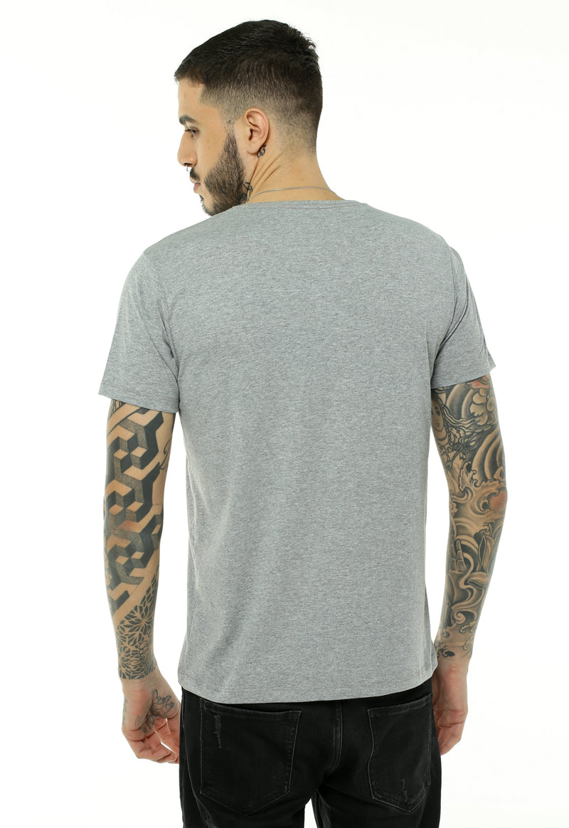CAMISETA MASCULINA BOSSA BRASIL ESTAMPADA - RED BOARD