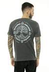 CAMISETA MASCULINA ESTAMPADA - SKULL ANGEL