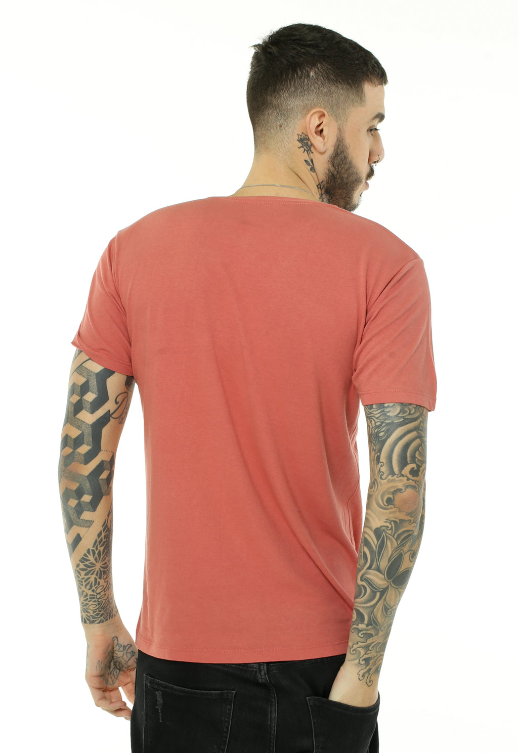CAMISETA MASCULINA BOSSA BRASIL ESTAMPADA - SEX DRUGS