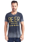 CAMISETA MASCULINA ESTAMPADA - BEER